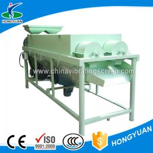 China cash commodity clean up the dust large grain polishing machine on sale
