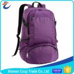 Custom Girls Running Nylon Computer Rucksack Dry Waterproof Laptop Backpack Hiking Bag Backpack Travel With Zippers