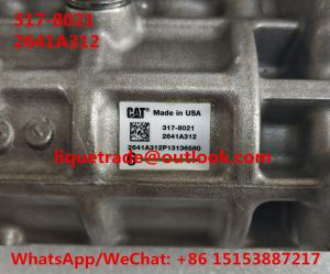 China CAT Fuel Pump 317-8021 , 2641A312 For Caterpillar CAT pump 3178021 , 317 8021 on sale