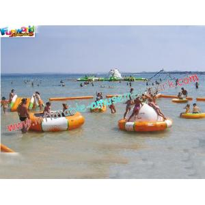 China Children And Adults Inflatable Water Parks Inflatable Saturn Rocker on sale