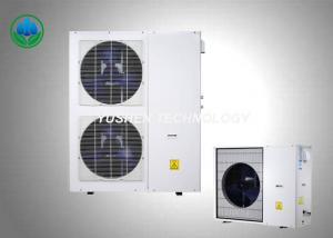 China Freon R404a Home Air Source Heat Pump One Compressor Electricity AC Outdoor Unit on sale
