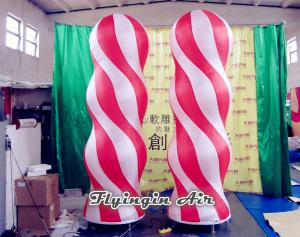 China Decorative Inflatable Column for Exhibition, Concert and Meeting on sale