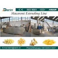China CE Certified Macaroni / Pasta / Spaghetti Making Machine / Small Pasta Production Line on sale