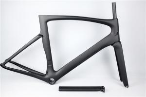China Ridley carbon road bike frames racing bike frame super light aero design carbon road frame BSA/PF30 cycling frameset on sale