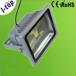 China Epistar 35mil COB 40w High Brightness Aluminum Alloy Decoration Outdoor LED Floodlight on sale