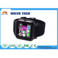 China 3.0Mp Android Wrist Watches ,Android Mobile Watch WZ15 1.54 inch Video Chat Touch Screen on sale