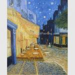 Van Gogh Cafe Terrace At Night , Countryside Van Gogh Canvas Reproductions
