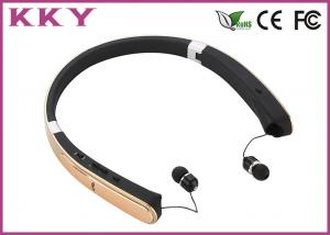 China Wireless Neckband Headphones with 18 Hours Play Time for Cellular Mobile Phone on sale