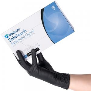 China Powder Free Latex 24cm Disposable PVC Gloves on sale