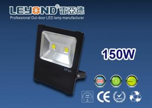 China IP65 100-277v AC Led Outdoor Flood Lights 50/60hz 50w 80w 100w on sale