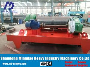 China Heavy Duty 3-200ton Electric Winch Used on QD Double Girder Crane, Electric Winch on Double Girder Gantry Crane on sale