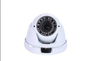 China TR-446F/Dome Vandal proof camera  2.8-12mm 2MP Varifocal lens ,High Bright IR LED 36Pcs,white color metal case on sale
