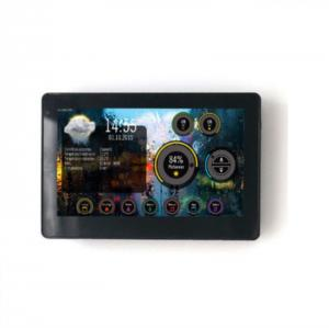 China Android Rooted tablet 7 display with sensors and POE for Smart Domotic on sale