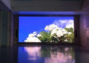 China Ultra Definition P4 SMD LED Display Modular Design With 3840Hz Refresh Rate on sale