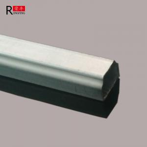 China Aging Resistance Aluminum Spacer Bar / Aluminium Tube Spacers Customized Size on sale
