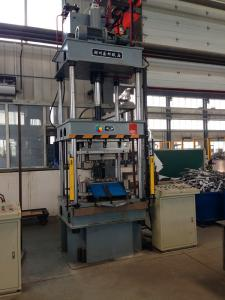 China Button Operation 630T Hydraulic Stamping Press Servo System Oil Heating Device Optional on sale