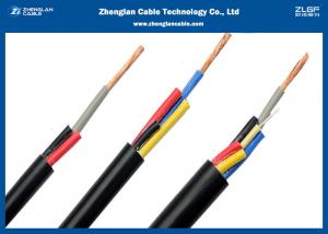 China PVC Insulated Control Cable (Armored) /Voltage: 300/500V/Sectional arae:0.75sqmm-6sqmm on sale