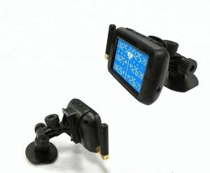 China External / Internal 6 Tire Pressure Monitoring System , TPMS For Commercial Trucks on sale