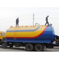 China Dongfeng 8x4 Asphalt tanker truck on sale