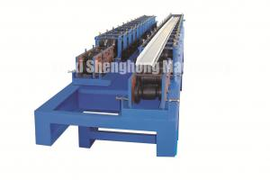 China Industrial Roller Shutter Door Forming Machine High Security 11KW on sale
