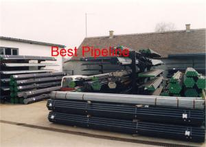 China Hot Rolled / Colded Drawn Electric Resistance Welded Steel Pipe Standard PN-EN 10305-2 on sale