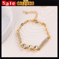 Rhinestone Diamond Link Bracelets & Bangles Bridal Wedding Jewelry Chain Factory Wholesale