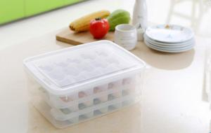 China OEM Plastic Injection Mould  Crisper box three layers food  storage box on sale
