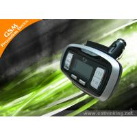 China GY001 Double CPU Wide Voltage 500mAh Li-battery GPS Car Trackers With Location Check on sale