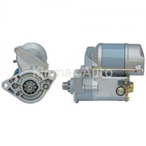 China Auto Engine Starter Motor 28100-72020 / Gear Reduction Starter Motor on sale