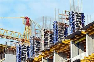 China High rigidity plastic concrete wall formwork system , concrete shuttering systems on sale