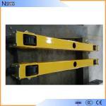 El acero modificado para requisitos particulares del carro del extremo de la grúa de pórtico rueda 20m/min