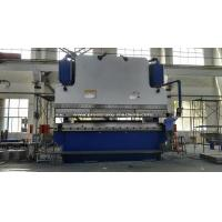 China 450 Mpa CNC Hydraulic Press Brake Machine With Tooling ISO 9001 Certification on sale