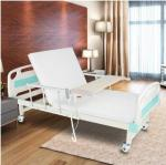 Hospital Electric Patient Bed , Electric Adjustable Beds For The Elderly