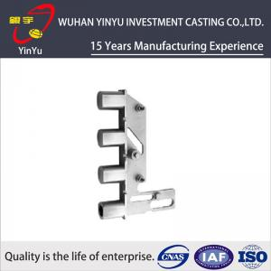 China Customized Lock Spare Parts By Lost Wax Casting Services Antirust Oil Finish on sale