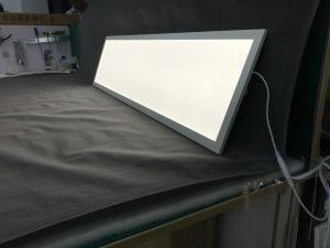 China 40 Watt Rectangular Flush Mount Ceiling Light , Customized Hanging Led Panel Light on sale