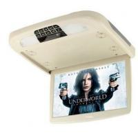 9 inch / 10 inch Flip-down AV1 & AV2 input and IR headrest monitor headrest DVD player with Full remote