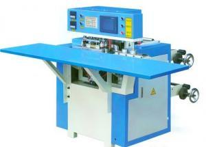 China Disposable Soft Loop Handle HDPE / LDPE / PP polypropylene Bag Making Machine on sale