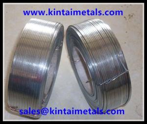 China 2.5 x 0.65mm galvanized box stitching wire for boxes on sale
