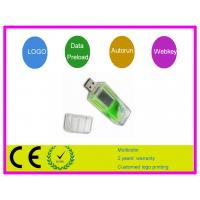 High Speed  USB - ZIP mode 2GB, 4GB, 8GB, 16GB, 32GB Liquid USB Flash Drive AT-501B