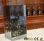 O vidro liso escuro de Brown conduziu luzes com função DE LIGAR/DESLIGAR WB-014
