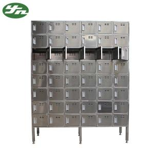 China 304 Stainless Steel Clean Room Shoes Cabinet Change Shoes Ark 220V/50Hz For TCL on sale
