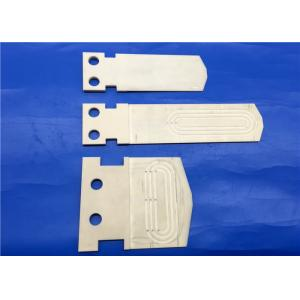 China Precision High Temperature Abrasive Resistance Semiconductor Ceramic Arm with Slot on sale