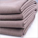 Mulinsen Textile Plain Dye Heavy Weight Viscose Polyester Fabric For Pants And Garments