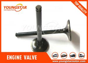 China Auto Engine Valves for MITSUBISHI 6D10 / 6D11 / 6D14T / 6D16T / 4D30 / 4D33 on sale