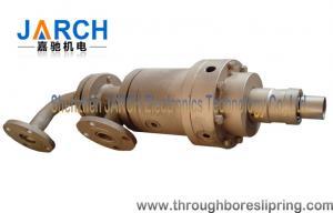 China O homem do óleo do ferro fundido rosqueou o acoplamento giratório/temperatura máxima hidráulica de junção giratória: 400℃ on sale