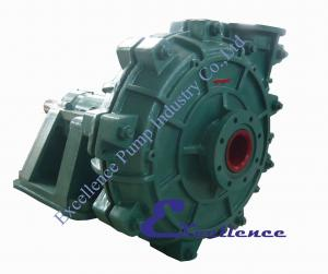 China Centrifugal slurry pump EGM are made of wear-resistant metal lined on sale