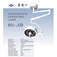 China Ceiling Mounted Single Dome LED Surgical Lights Aluminum Alloy on sale