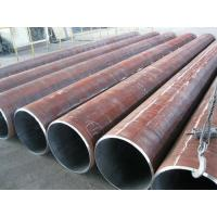 Round Welded LSAW Steel Pipe , Longitudinal Submerged Arc Welding Pipe 60mm - 3500mm