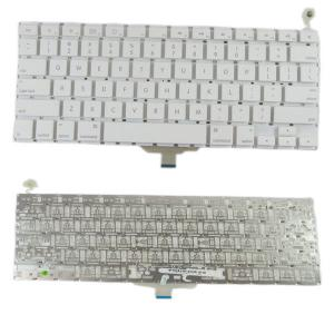 China New Keyboard for Apple macbook 13.3 A1181 A1185 Laptop  KZ92110D54MTA US  White on sale
