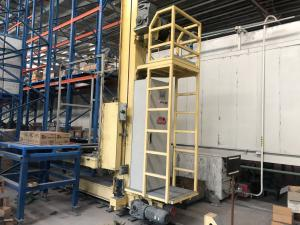 China ASRS Automated Warehouse Racking Systems With Pallet Computer Controlled on sale